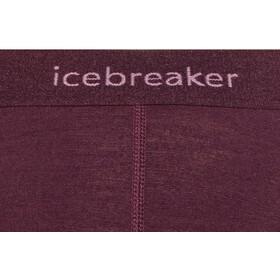 Icebreaker 200 Oasis Undertøj Damer violet